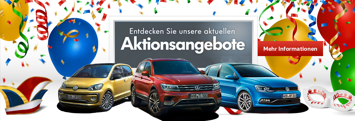 (VW) VW Aktionsangebote